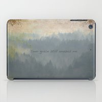 Your Grace still amazes me iPad Case