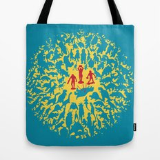Hunted! Tote Bag