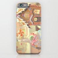 Gingerbread Days iPhone 6 Slim Case