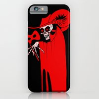 iPhone & iPod Case featuring The Masque of the Red Death by JoJo Seames