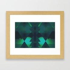 Eternal Sunset 3 Framed Art Print