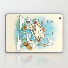 Mr Globetrotter Laptop & iPad Skin