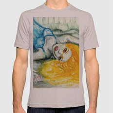 beautiful creature Mens Fitted Tee Cinder SMALL