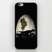 A Nightmare Is Born. iPhone & iPod Skin