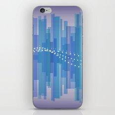 Blasting Waves iPhone & iPod Skin