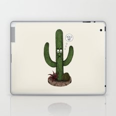 Cactus Need Love Too Laptop & iPad Skin