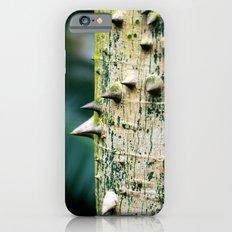Thorny tree Botanical Photography iPhone 6 Slim Case