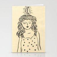 Selene Stationery Cards