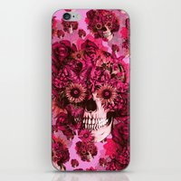Girly By Nature.  iPhone & iPod Skin