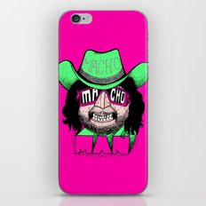 Macho Macho Man! (Randy Savage) iPhone & iPod Skin