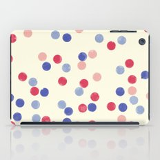 WATERCOLOR CONFETTI iPad Case