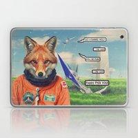 Starfox - F*CK YOU PEPPY… Laptop & iPad Skin