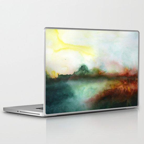 Mourning Morning Laptop & iPad Skin