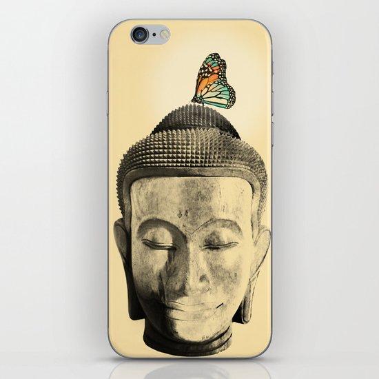 Buddha Series - Tranquil iPhone & iPod Skin