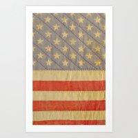 USA Art Print