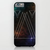 iPhone & iPod Case featuring Triangles by lisk