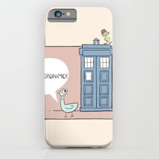 Don't Let the Pigeon Drive the Tardis Slim Case iPhone 6s