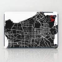 Los Angeles 1934 iPad Case
