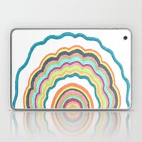 Round and Round Laptop & iPad Skin