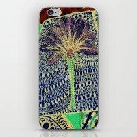 Jardin 4 iPhone & iPod Skin