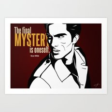 The Final Mystery Art Print