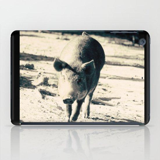Some Pig iPad Case