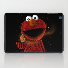 Elmo and Little Butterfly iPad Case