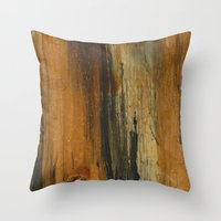 Abstractions Series 001 Throw Pillow
