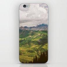 Where I Belong iPhone & iPod Skin
