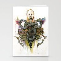 The Antagonist Stationery Cards