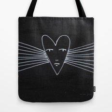 radiant heart Tote Bag