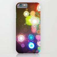 iPhone & iPod Case featuring All of the Lights by CLFFW
