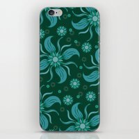 Floral Obscura iPhone & iPod Skin