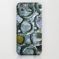 Bubbles On The Metro (de… iPhone 6 Slim Case