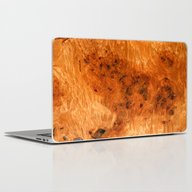 Wood Texture 460 Laptop & iPad Skin