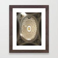 Bernini's San Carlino Framed Art Print