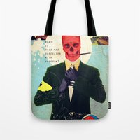 What Is This Mad Obsessi… Tote Bag