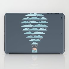 Weather Balloon iPad Case
