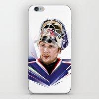 Bobrovsky iPhone & iPod Skin
