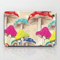 Magical Mushrooms iPad Case