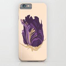 paper flower iPhone 6 Slim Case