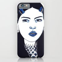 iPhone & iPod Case featuring Pisces by Cannibal Malabar