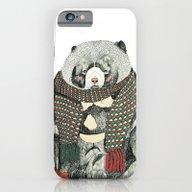 Woolly Bear iPhone 6 Slim Case
