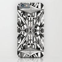 iPhone & iPod Case featuring symmetry by silb_ck