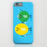 iPhone & iPod Case featuring G&G's by Mouki K. Butt