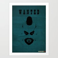 Far Cry 3 Art Print