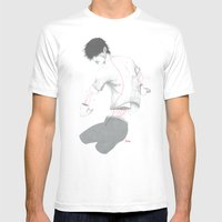 Circuitry Surgery 3 Mens Fitted Tee White SMALL