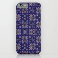 iPhone & iPod Case featuring Royal [abstract pattern A] by Tristan Bowersox McQueen