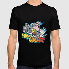 HAMMM  Mens Fitted Tee SMALL Black