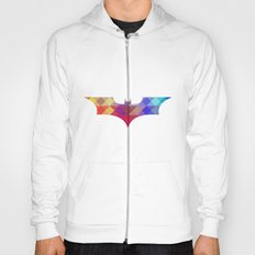 BAT MAN Retro -  Superhero / Comic Hoody